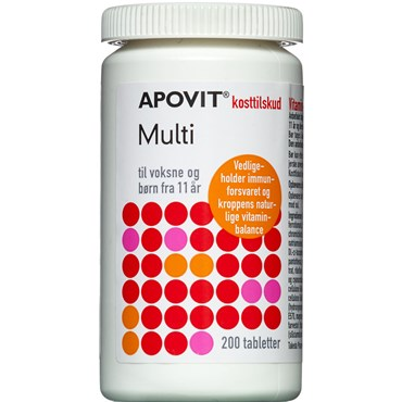 kosttilskud vitaminer