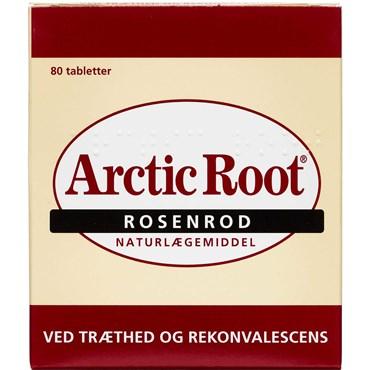 Billede af Artic root rosenrod tabletter nl Kosttilskud 80 stk