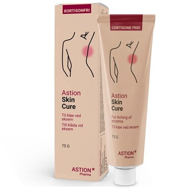Image of   Astion Skin Cure 75 g