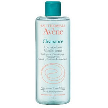 Image of Avène Cleanance Micellar Water 400 ml