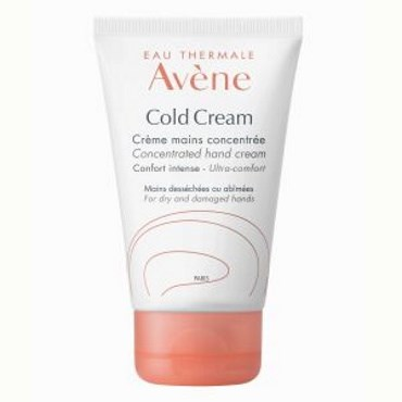 Image of   Avene Cold Cream Handcream 50 ml