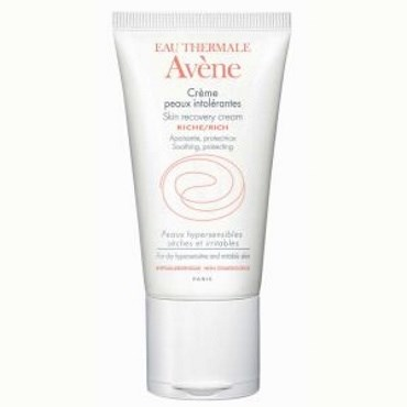 Image of   Avène Rich Skin Recovery Cream 50 ml