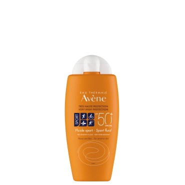 Image of   Avène Sport Fluid SPF50+ 100 ml