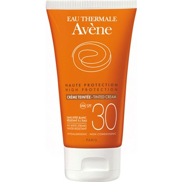 Image of   Avène Sun Cream Tinted SPF30 50 ml