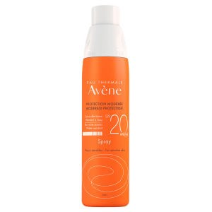 Image of   Avène Sun Spray SPF20 200 ml