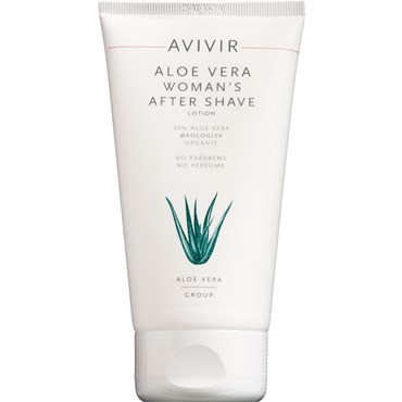 avivir aloe vera womans after shave