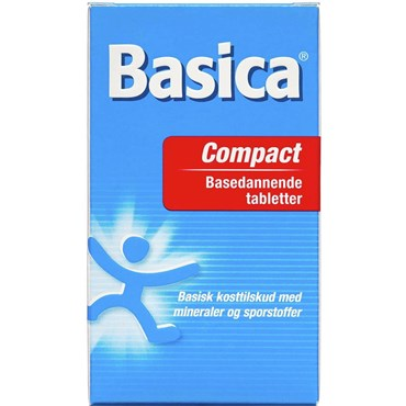 Image of   Basica compact tabl 1 stk