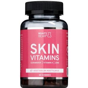 Image of   Beauty Bear SKIN vitamins 60 stk