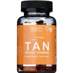 Image of   Beauty bear tan vitamin gummies 1 stk