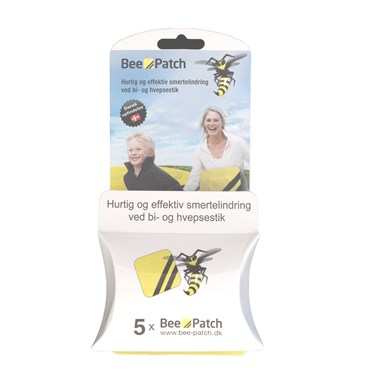 Bee-Patch Plaster 5 stk thumbnail