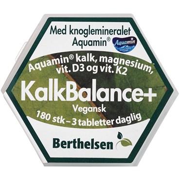 Berthelsen KalkBalance+ 180 stk thumbnail