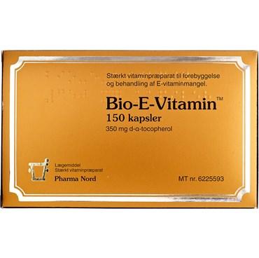 Bio-E-Vitamin Kapsler Stærkt vitamin- og mineralpræparat 150 stk thumbnail