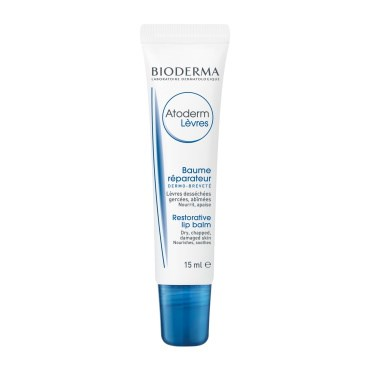Image of   Bioderma atoderm lip balm 15 ml