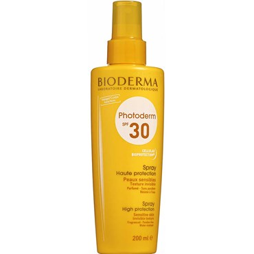 Image of   Bioderma Photoderm Spray SPF 30 200 ml