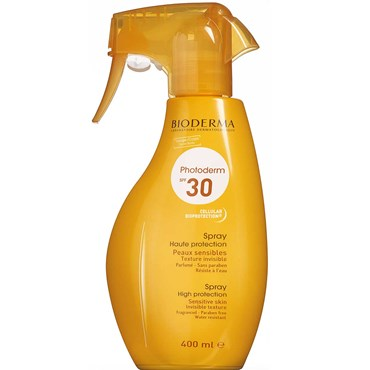 Image of   Bioderma Photoderm Spray SPF 30 400 ml
