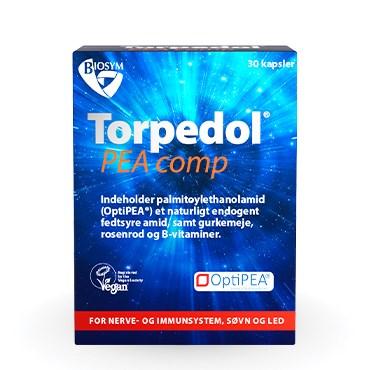 Billede af Biosym Torpedol PEA Comp Kosttilskud 30 stk