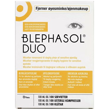 Image of   Blephasol Duo 100 ml