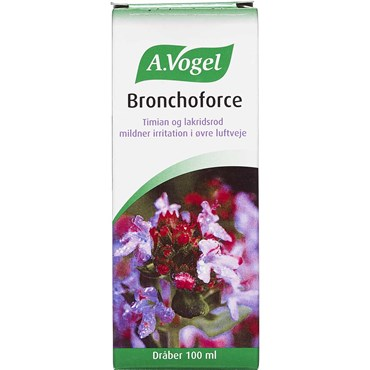 Image of   Bronchoforce dråber 100 ml