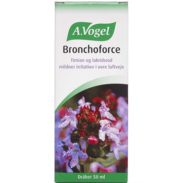 Image of   Bronchoforce dråber 50 ml