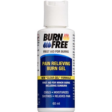 Image of   Burnfree gel 60 ml