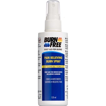 Burnfree spray 120 ml thumbnail