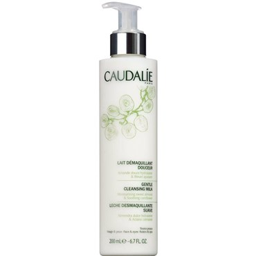 Image of   Caudalie gentle cleansing milk 200 ml