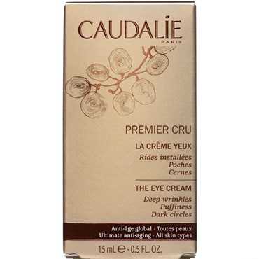 Image of   Caudalie Premier CRU eye cream 15 ml