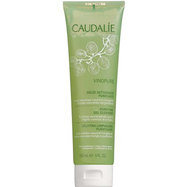 Image of   Caudalie vinopure gel cleanser 150 ml