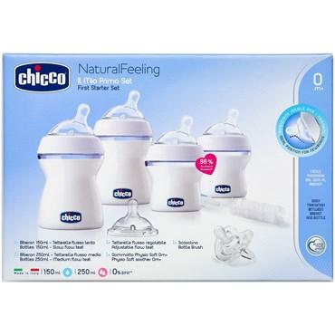 Image of   Chicco startersæt stor 1 sæt