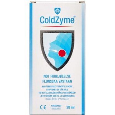 ColdZyme mundspray