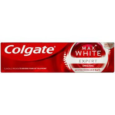 Colgate tandpasta expert white 75 ml thumbnail