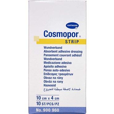 Image of   Cosmopor Strip 4 x 10 cm 10 stk