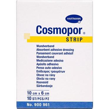 Image of   Cosmopor Strip 6 x 10 cm 10 stk
