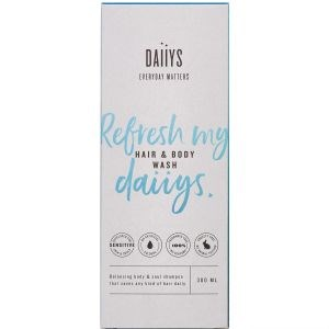 Image of   Daiiys Hair & Body wash 300 ml