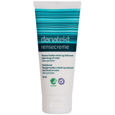 Image of   Danatekt Rensecreme U/P 60 ml