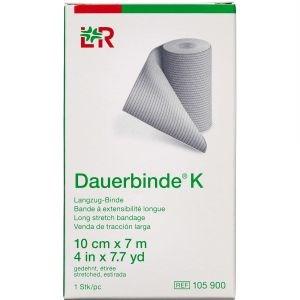 Image of   Dauerbinde k 10cm x 7m 1 stk