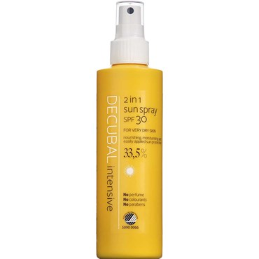 Image of   Decubal 2 in 1 Sun Spray SPF30 200 ml