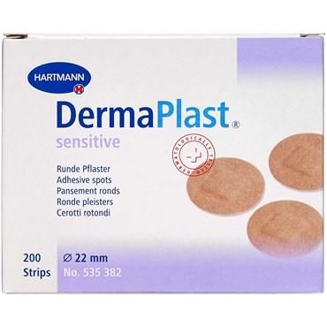 Image of   Dermaplast sens.injekt.plaster 200 stk