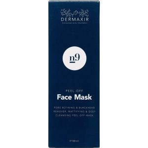 Image of   Dermaxir n9 Peel-Off Face Mask 100 ml