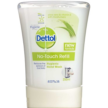 Image of   Dettol No-Touch Aloe refill 250 ml