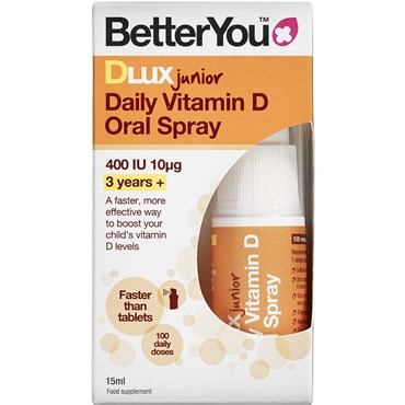 Image of   Dlux junior d-vitamin spray 10mikg 1 stk