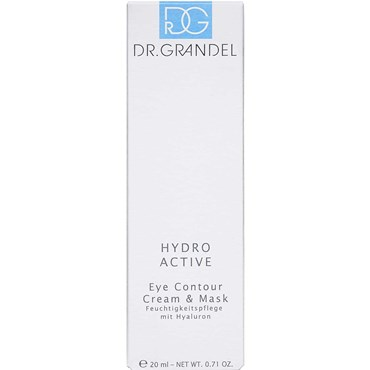 Image of   Dr. Grandel Hydro Active Eye Contour Cream & Mask 20 ml