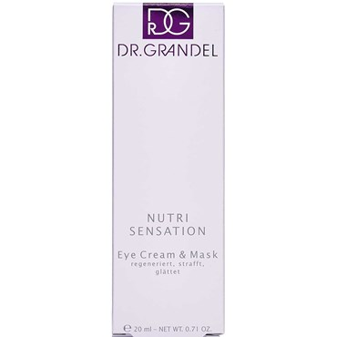 Image of   Dr. Grandel Nutri Sensation Eye Cream & Mask 20 ml