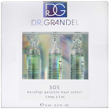 Image of   Dr. Grandel SOS ampul 3 x 3 ml