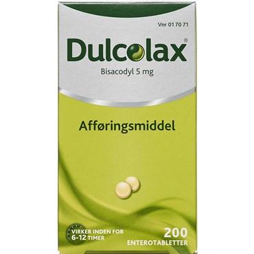 Dulcolax 200 stk Enterotabletter thumbnail