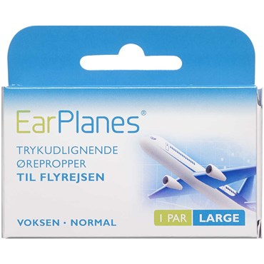 93834355e41 Earplanes voksen - trykudlignende ørepropper - Apopro.dk