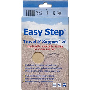 Easy Step knæ travel mix beige 37-39