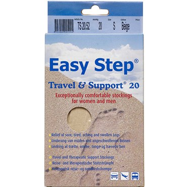 Easy Step knæ travel mix beige 39-40
