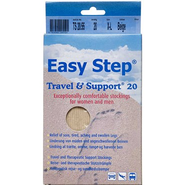 Easy Step knæ travel mix beige 43-44 1 par thumbnail