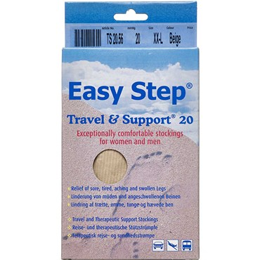 Easy Step knæ travel mix beige 44-46